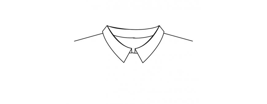 Cols et manches pour chemises