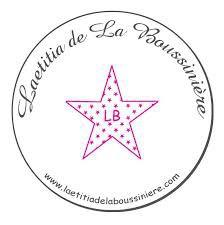 Bijoux - Laetitia de La Boussinière